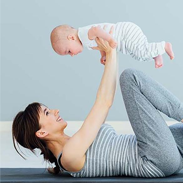 Baby & Kids Yoga
